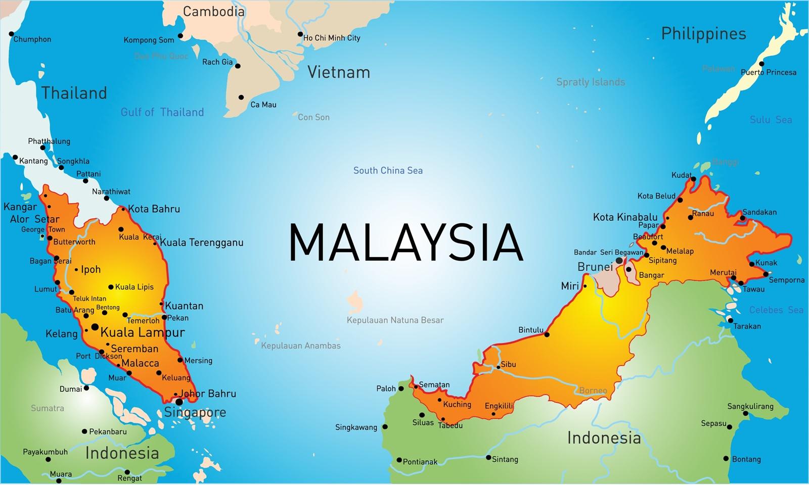Humane Rabiestilfaelde Pa Borneo Malaysia