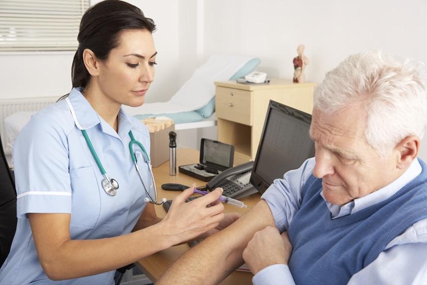 Vaccination af ældre