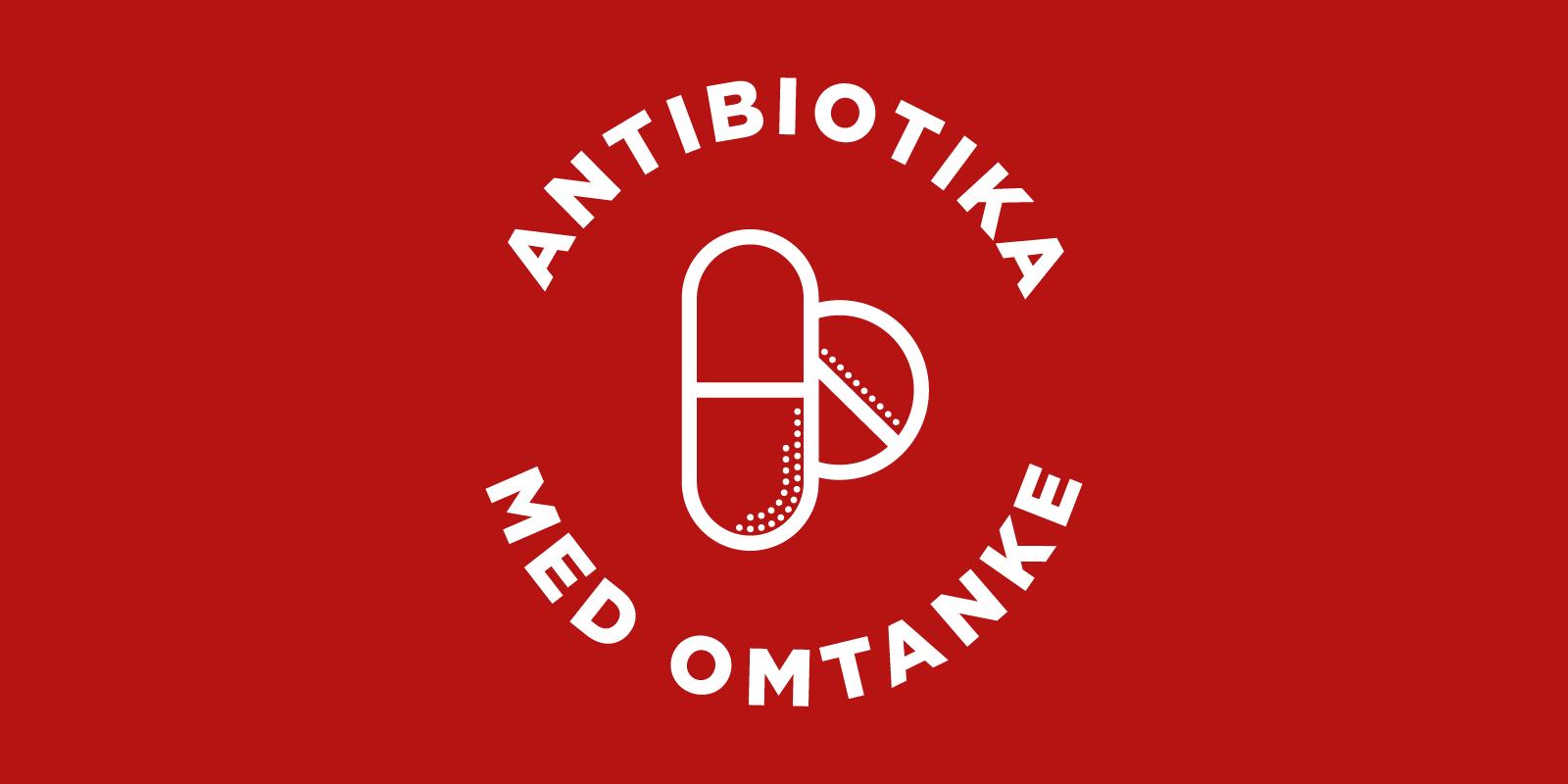 Antibiotika med omtanke logo