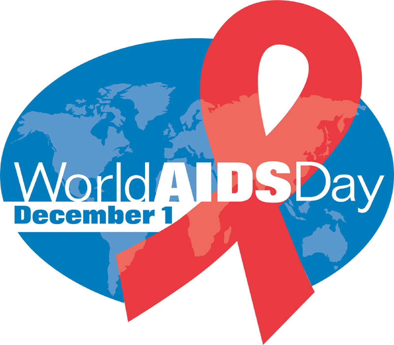 Billede af World Aids Day 2020 logo
