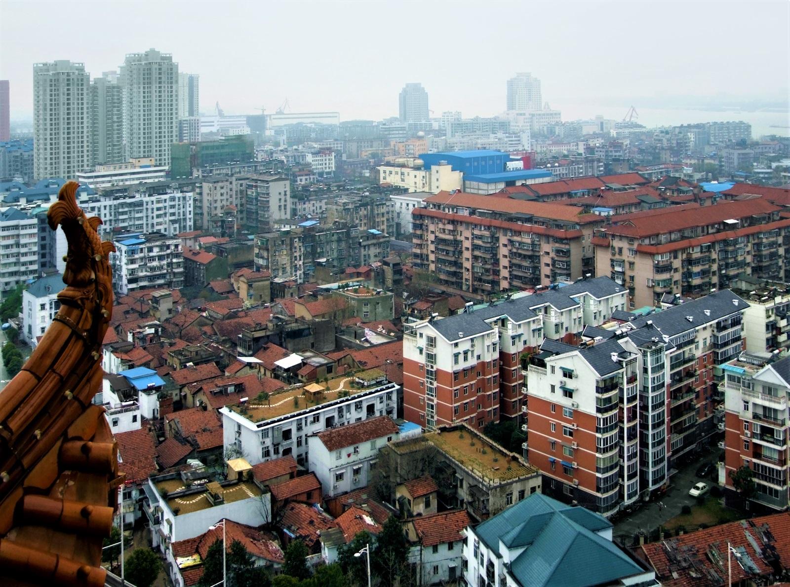 Billede fra Wuhan