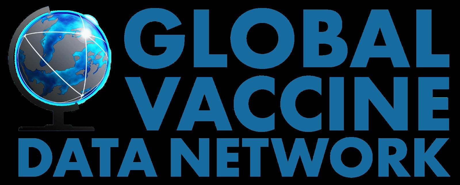 Logo for Global Vaccine Data Network 01
