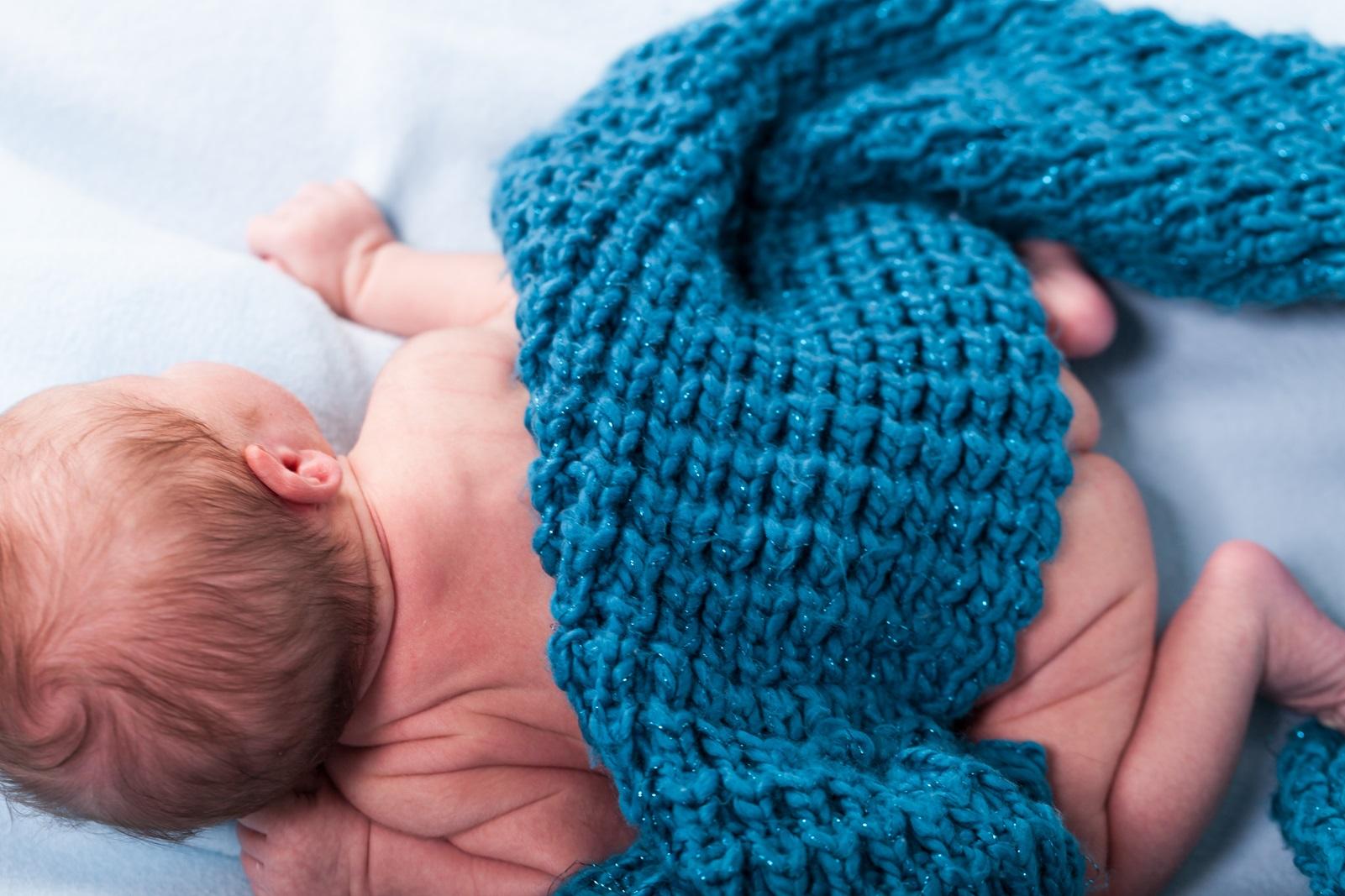 Billede af nyfødt
