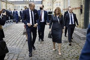 Tirsdag den 11. maj 2021 fik Statens Serum Institut besøg af Slovakiets præsident.