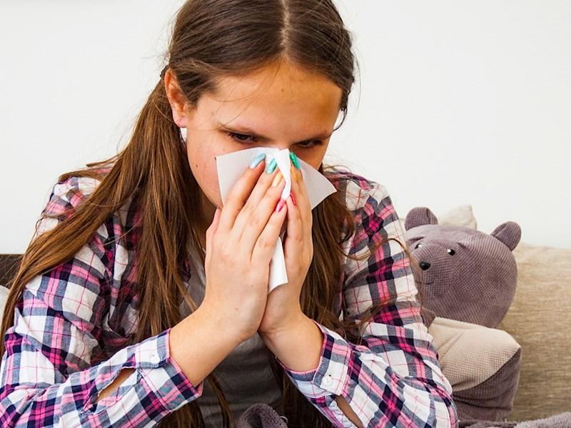 Influenza, ugens opgørelse