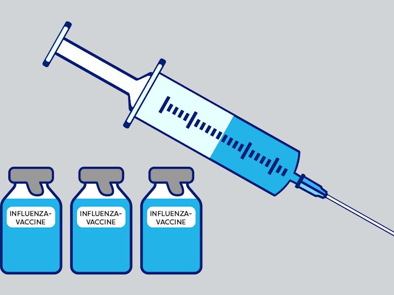 Nu kan der bestilles influenzavacciner