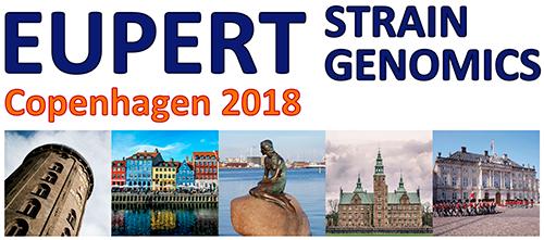 EUPERT Strain Genomics meeting Copenhagen 2018