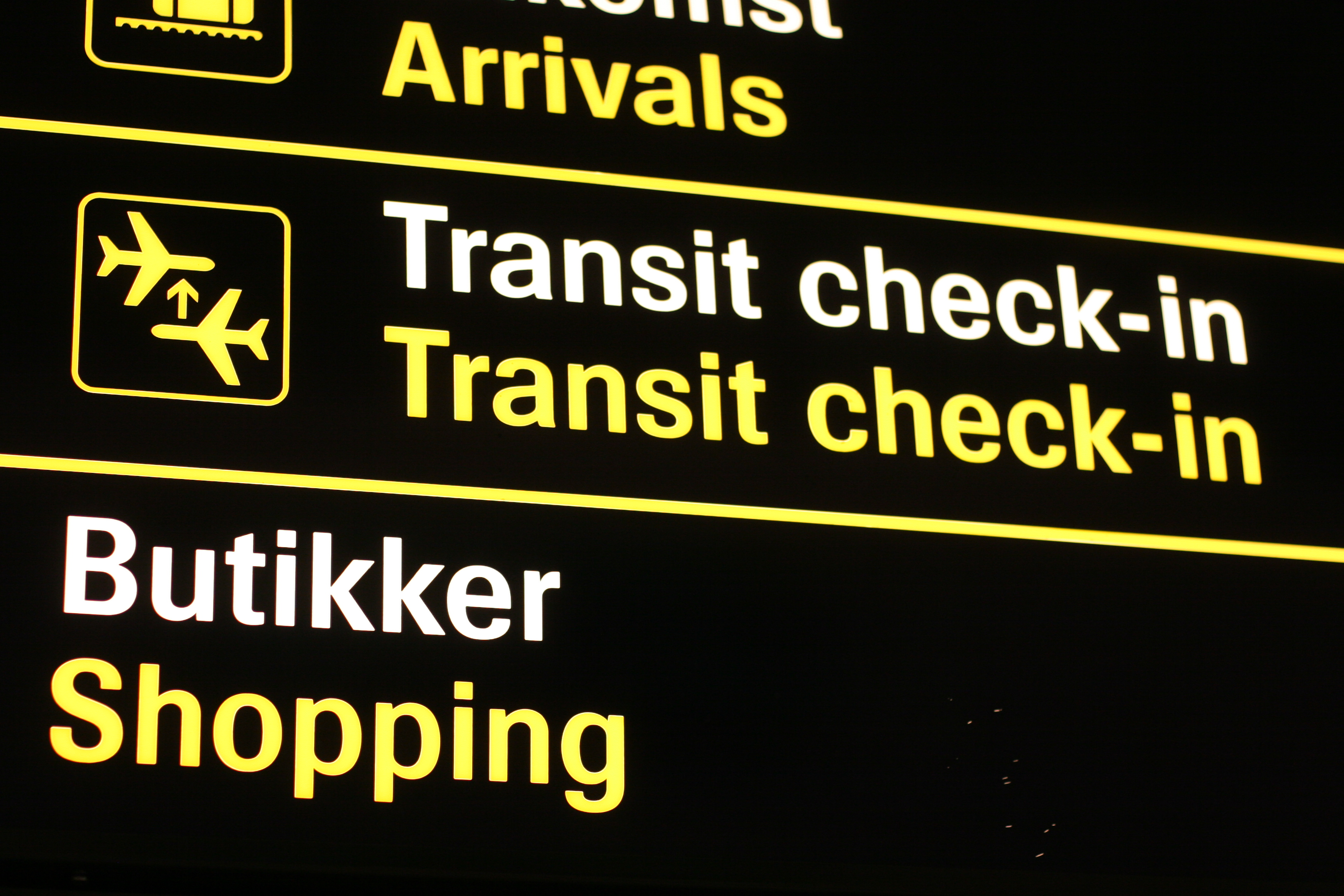 Kastrup Lufthavn 01